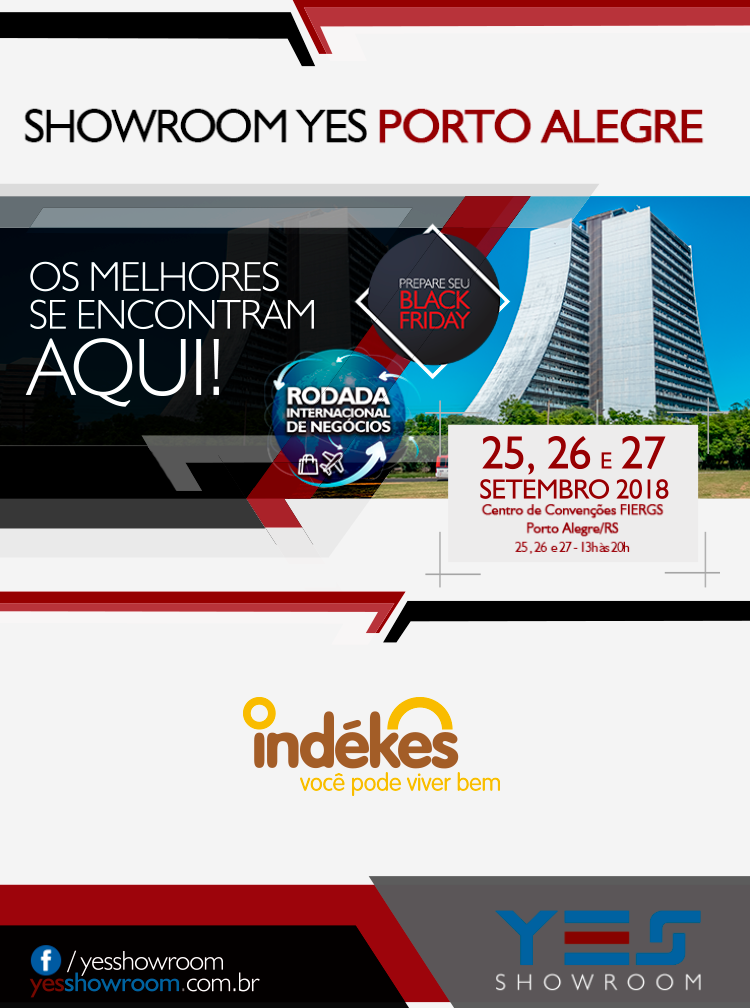 Yes Showroom Indekes 2018